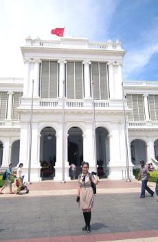 ThS. Phan Nguyễn Khánh Đan - Cung điện Istana - 2017.02.01