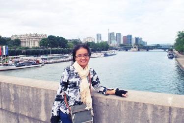 ThS, Phan Nguyễn Khánh Đan - Paris 2011