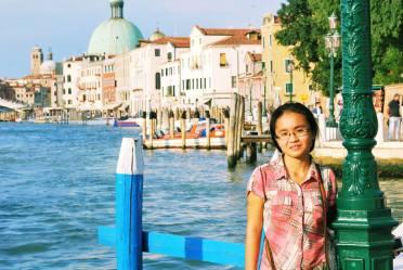 ThS. Phan Nguyễn Khánh Đan - Venice 2011