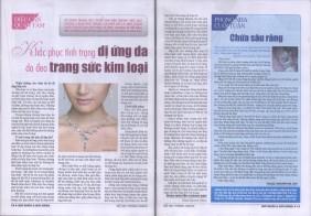Phan Nguyễn Khánh Đan - Góc Sức Khỏe