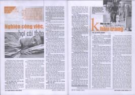 Phan Nguyễn Khánh Đan - Góc sức khỏe 2012 01 04