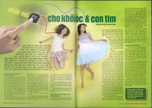 Phan Nguyễn Khánh Đan - góc sức khỏe 2013 01 23