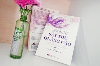 Sát Thủ Quảng Cáo - sách dịch của ThS. Phan Nguyễn Khánh Đan