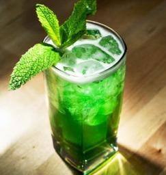 7 mùi hương giúp thư giãn tinh thần - Hương bạc hà - Phan Nguyễn Khánh Đan