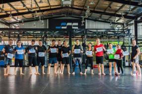 Lớp võ Krav Maga đầu tiên ở TPHCM
