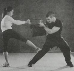 Kỹ thuật xử lý tình huống trong Krav Maga