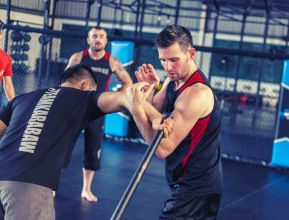 Stephen Davidson, Krav Maga instructor, martial artist - Saigon Sports Club, HCMC -