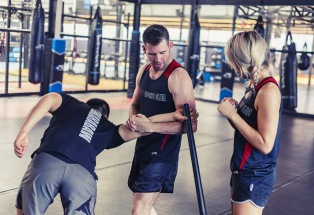 Stephen Davidson - Krav Maga coach - Saigon Sports Club