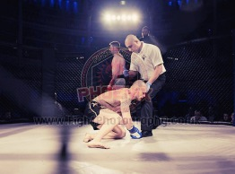 Stephen Davidson - martial artist & fighter