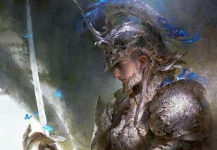 Silver Knight - Guang Jian Huang