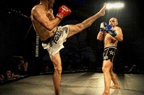 Stephen Davidson - Krav Maga, MMA