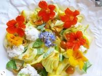 Hoa lưu ly trong ẩm thực