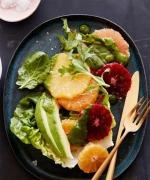 Salad bơ-cam-quýt -- blog ThS. Phan Nguyễn Khánh Đan