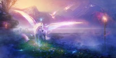 """""""Winter Dawn,"""" họa sĩ Philip Straub -- sưu tầm bởi ThS. Phan Nguyễn Khánh Đan"""